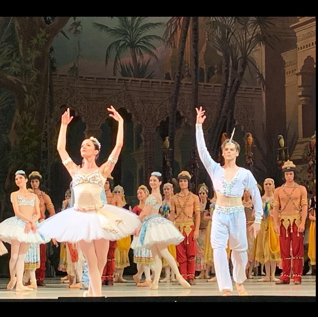Спектакль Мариинского театра