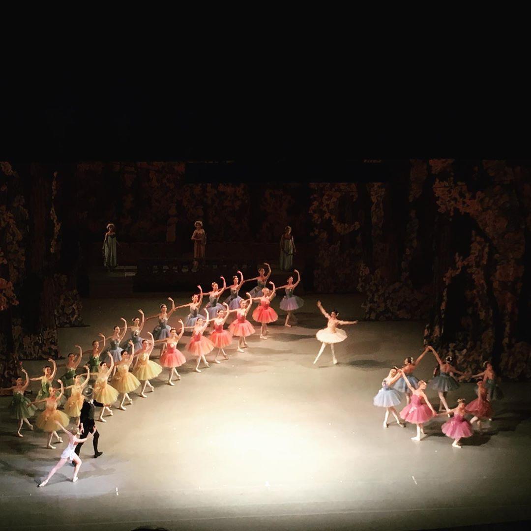 Репертуар Мариинского театра