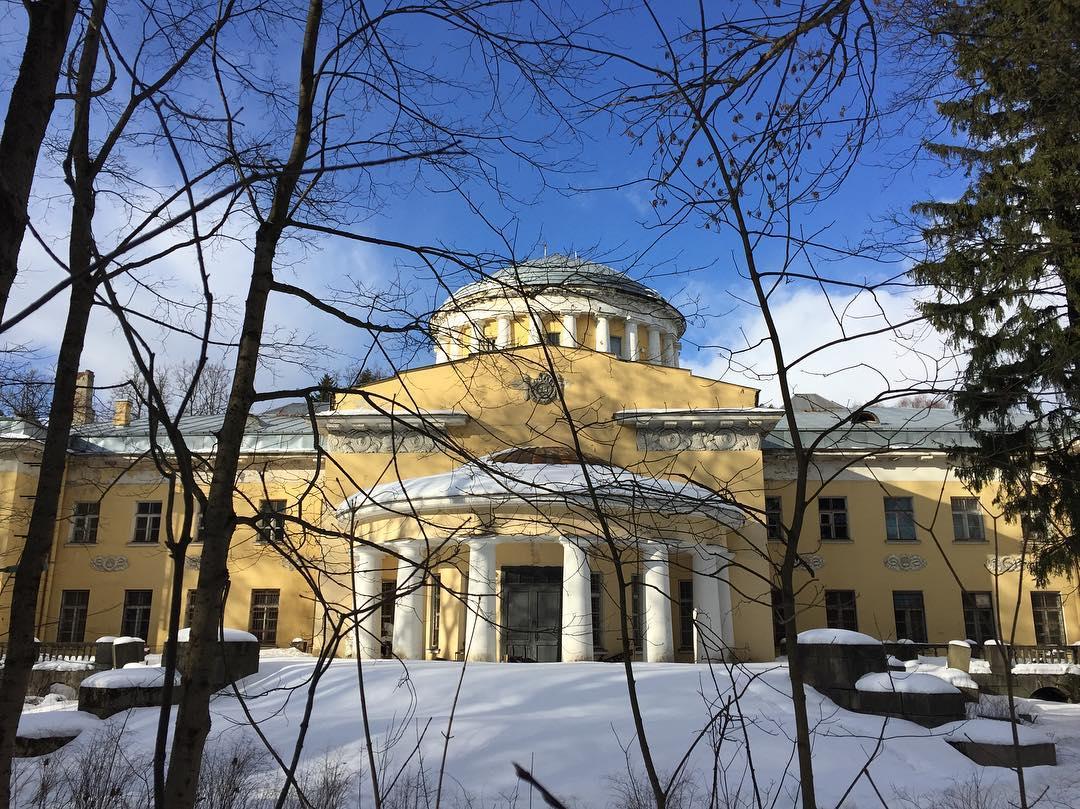 Большой дворец Воронцовых-Дашковых