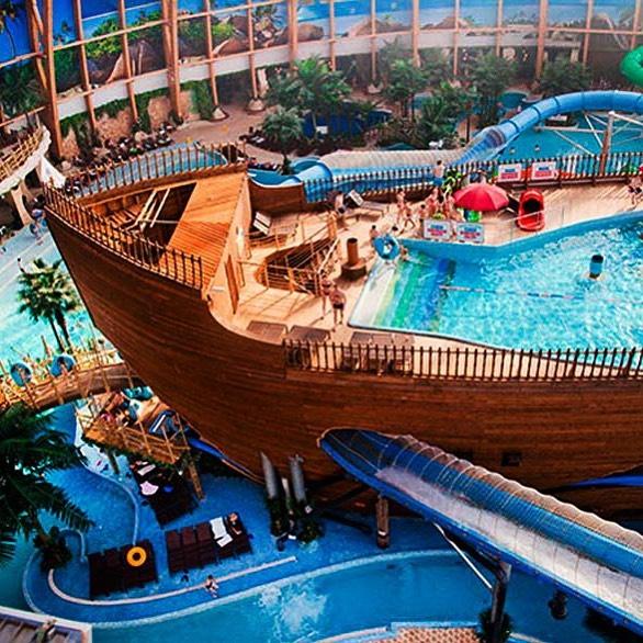 Корабль в Питерлэнде