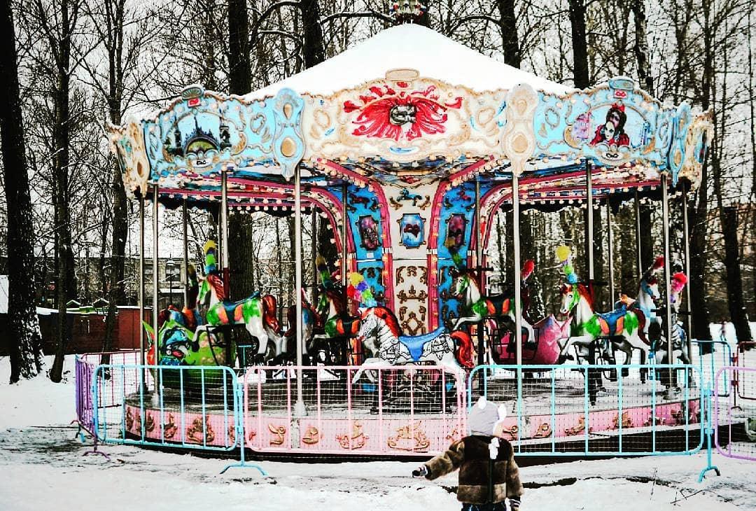 Программа на Новый год в Санкт-Петербурге