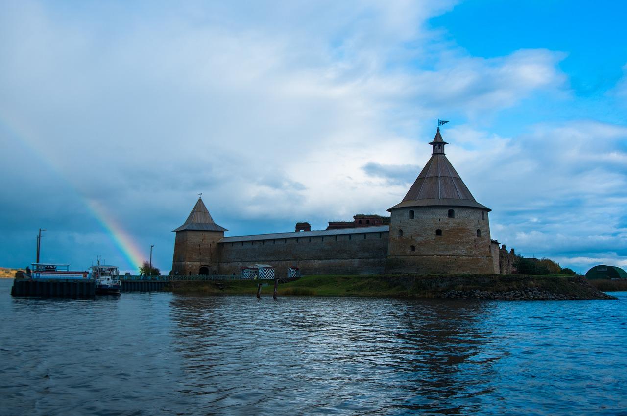 Крепость Орешек как добраться