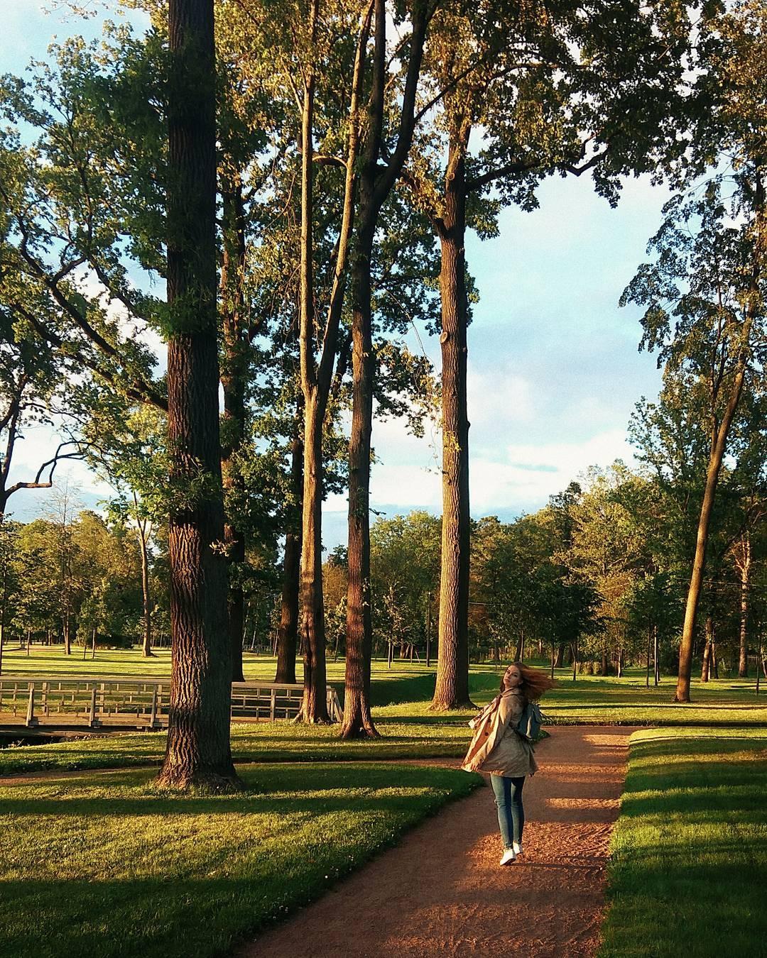 Экскурсии в парк Александрия