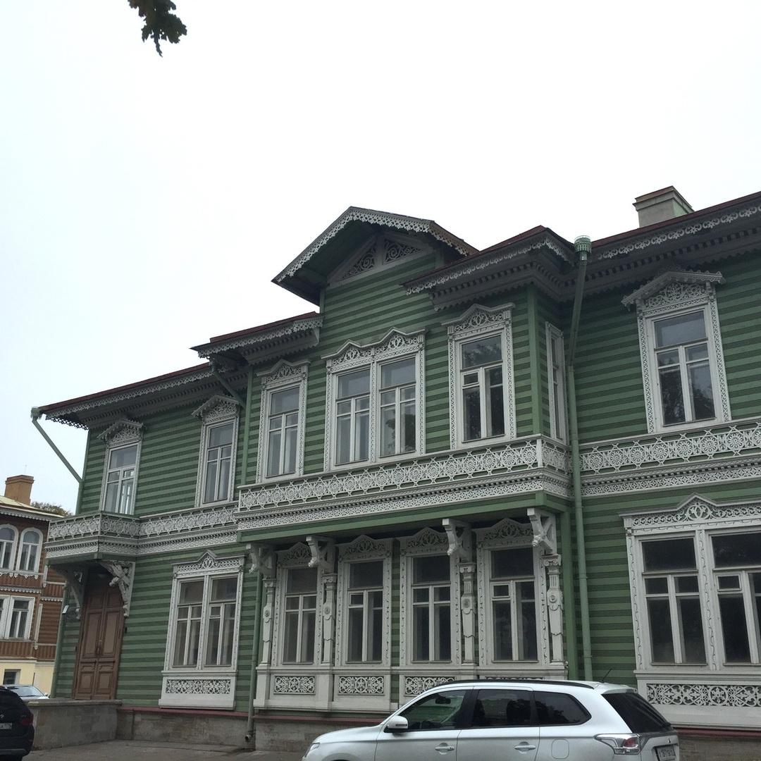 Улицы Петергофа