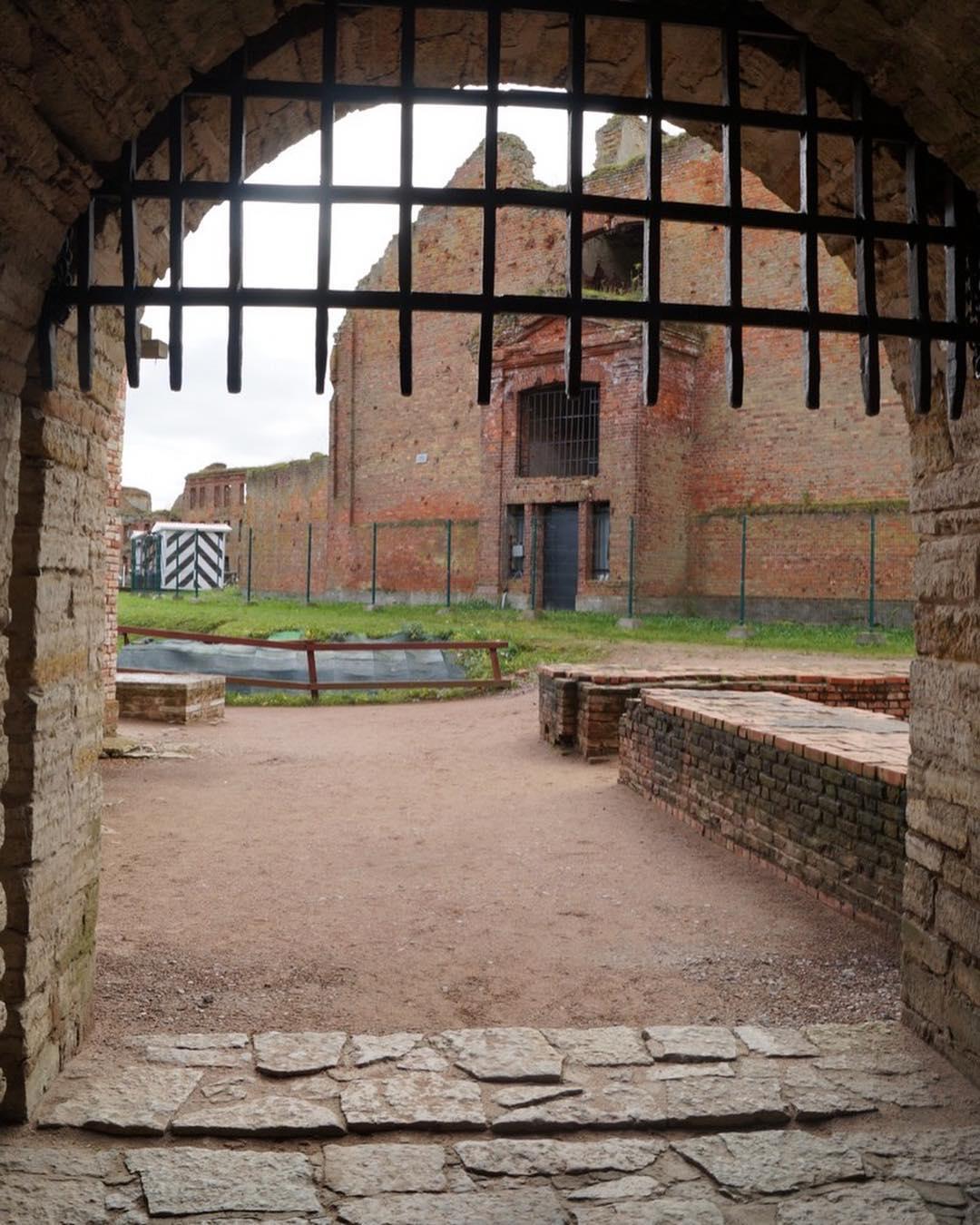 Ворота крепости Орешек