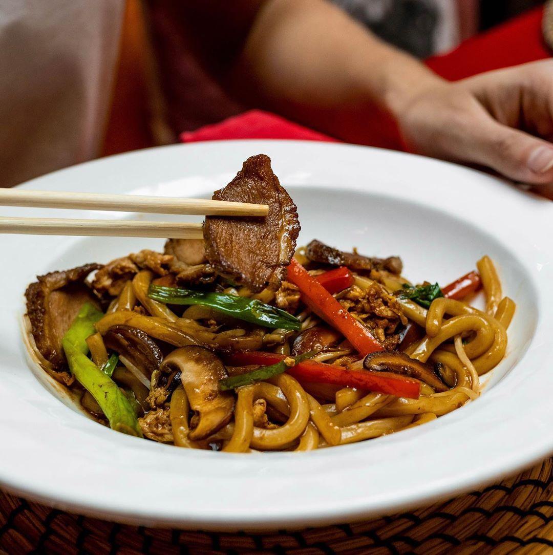 В ресторане Китайская грамота