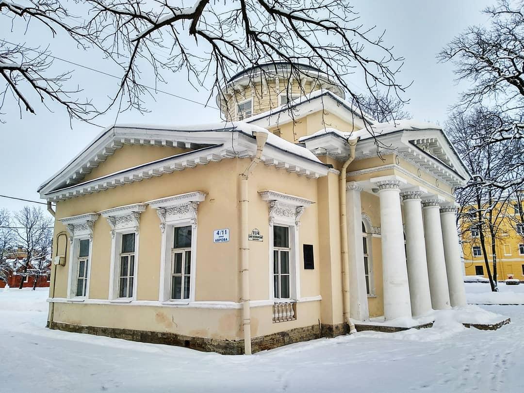 Дача Струкова