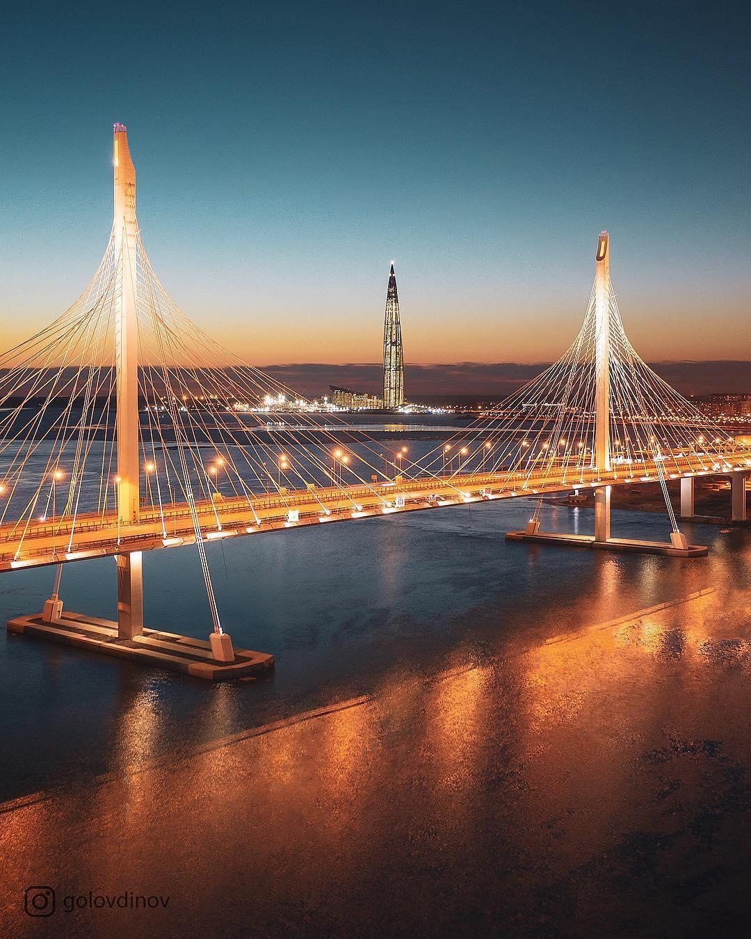 Мосты на Неве