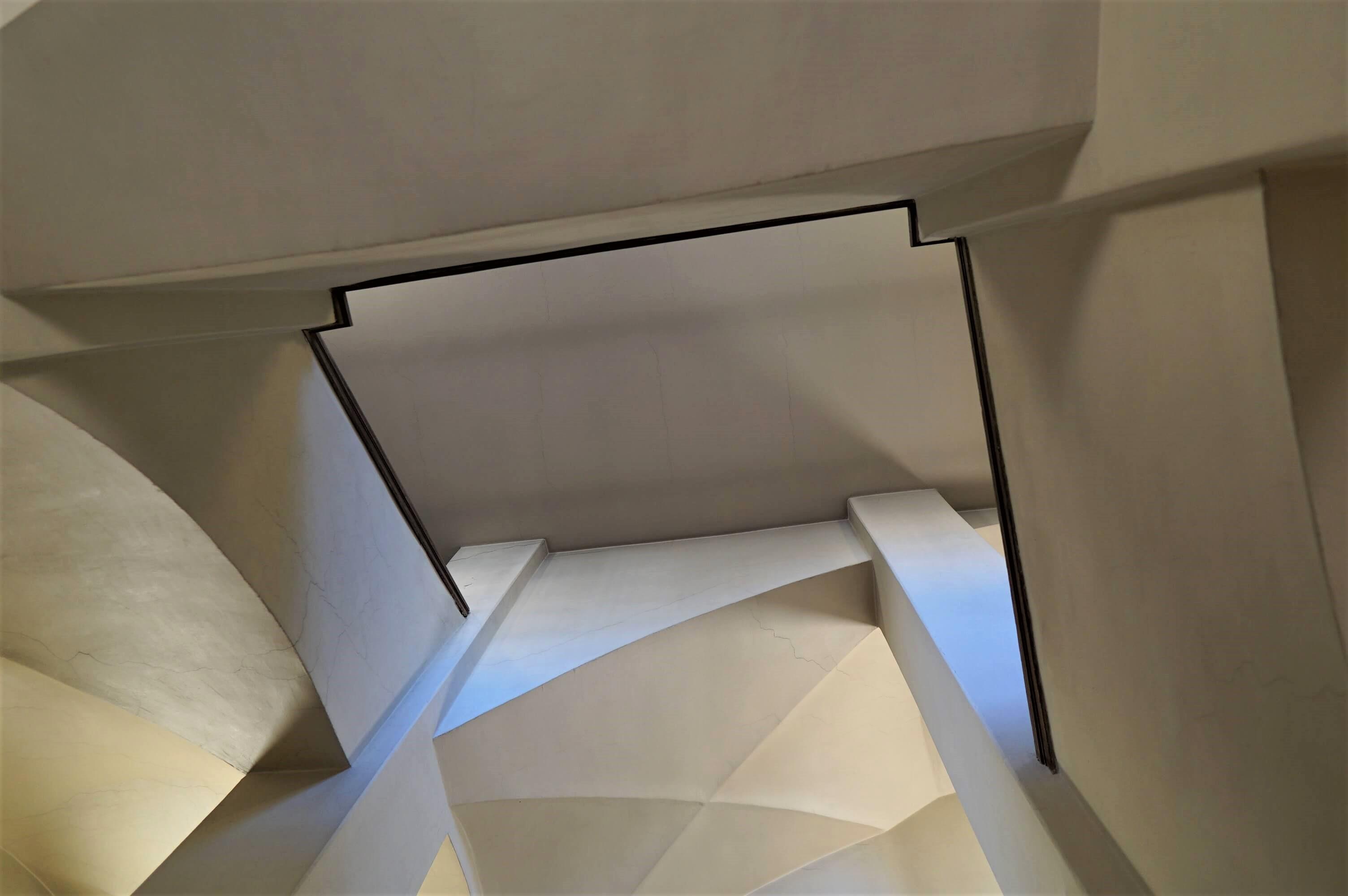 сводчатый потолок - Меншиковский дворец