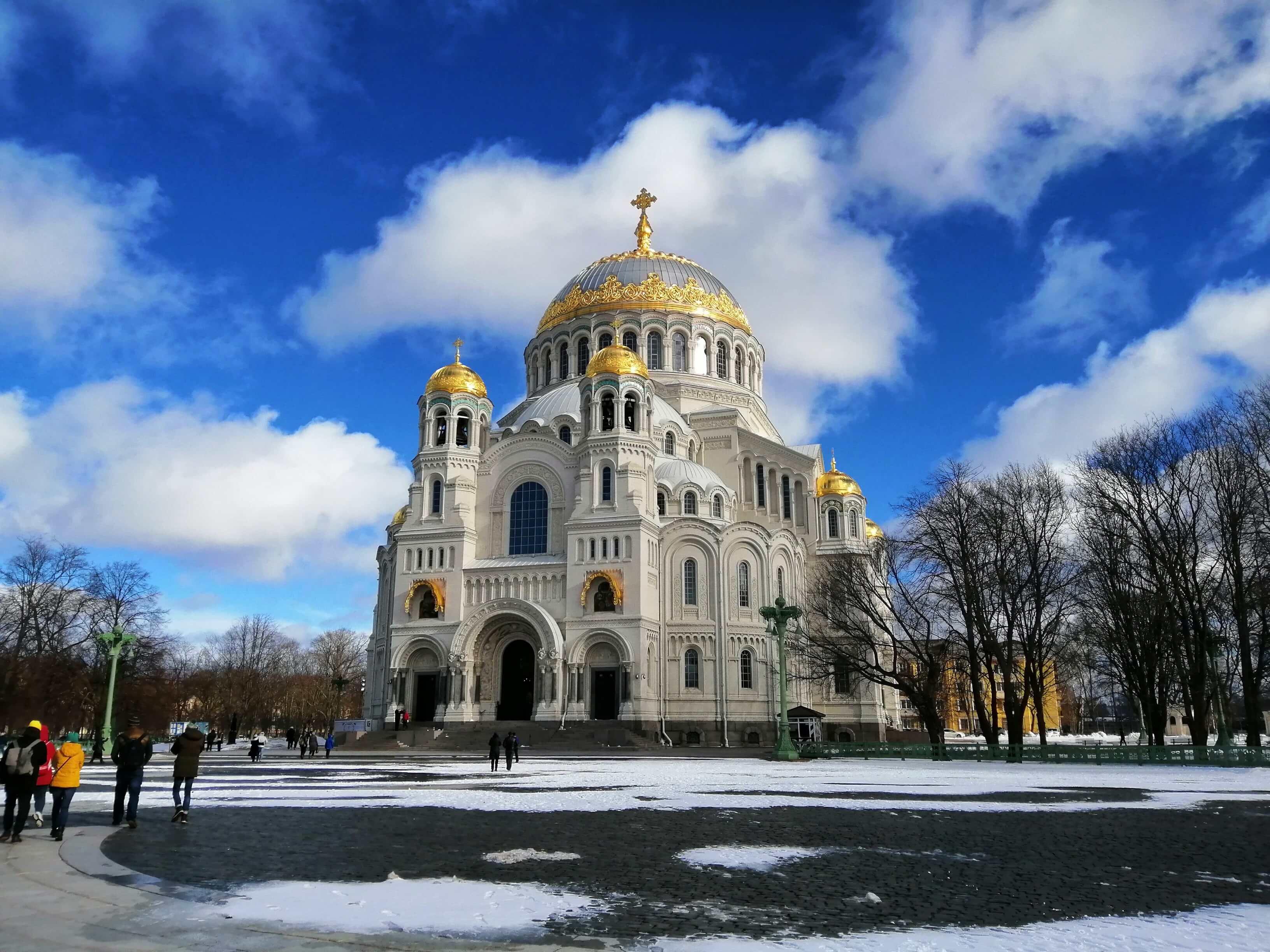 Экскурсии в Кронштадт их Петербурга